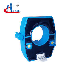 China Split Core Hall Effect DC Current Sensor For Magnetic Sensor Blue Color supplier